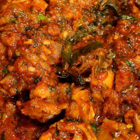 27.Chicken Tikka Rogan Josh